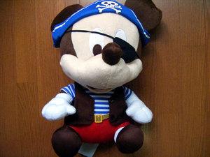 海賊風のミッキーマウス 左目に眼帯 DSCF1236.jpg