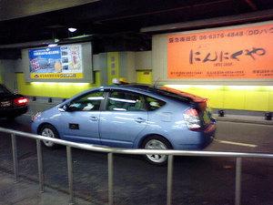 プリウス タクシー